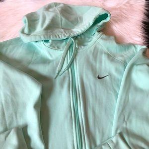 Nike Full Zip Fleece Hoodie